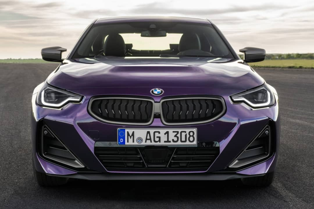 BMW 2 Series Coupe 2nd Gen Front