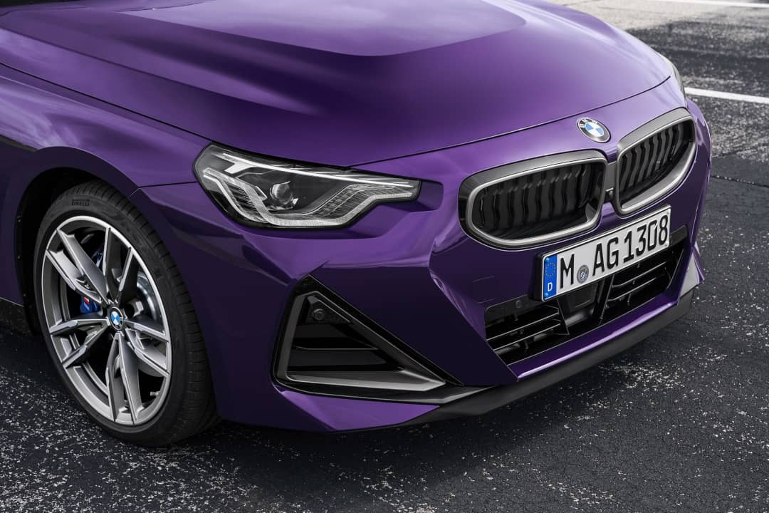 BMW 2 Series Coupe 2nd Gen Nose