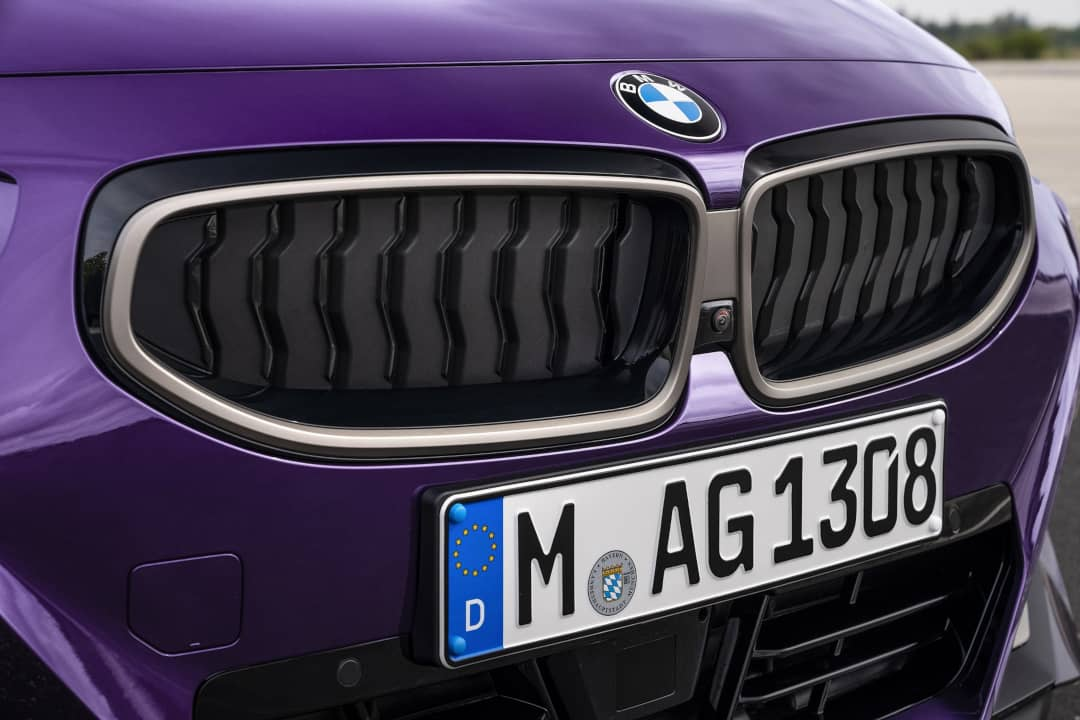 BMW 2 Series Coupe 2nd Gen Grill