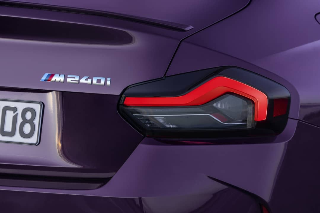 BMW 2 Series Coupe 2nd Gen Taillight