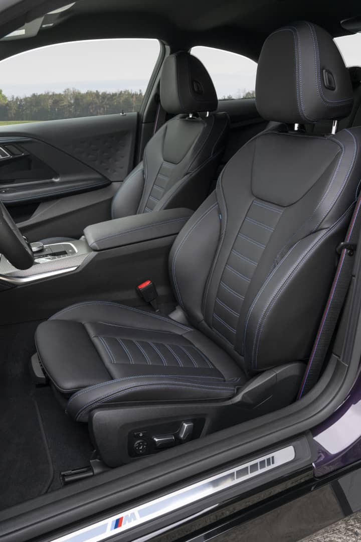 BMW 2 Series Coupe 2nd Gen Seat