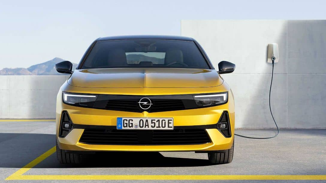 Opel Astra L 2022 Front