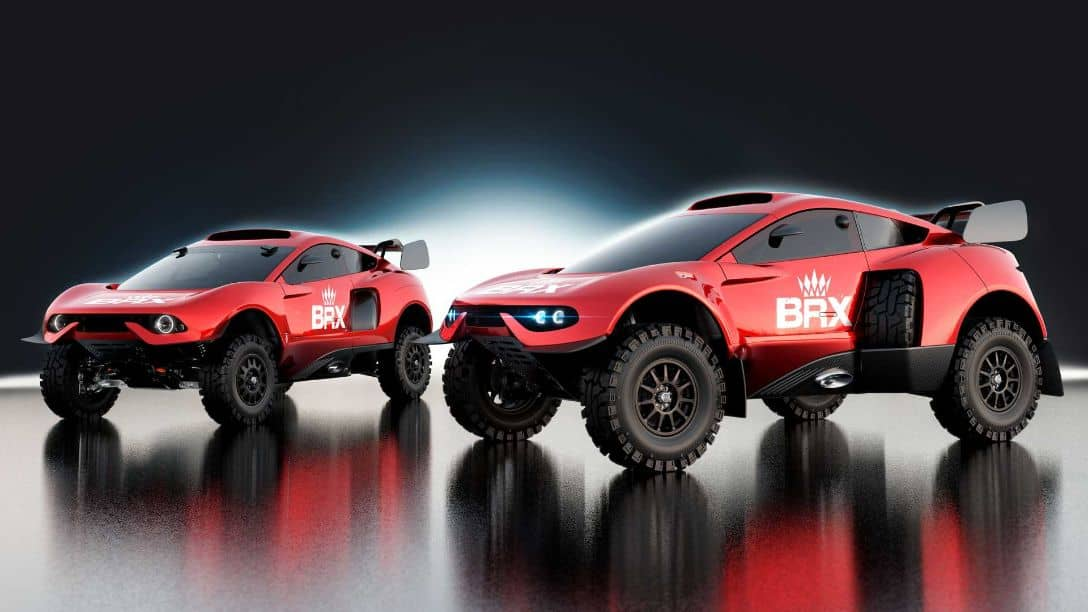 BRX Hunter T1 and T1+