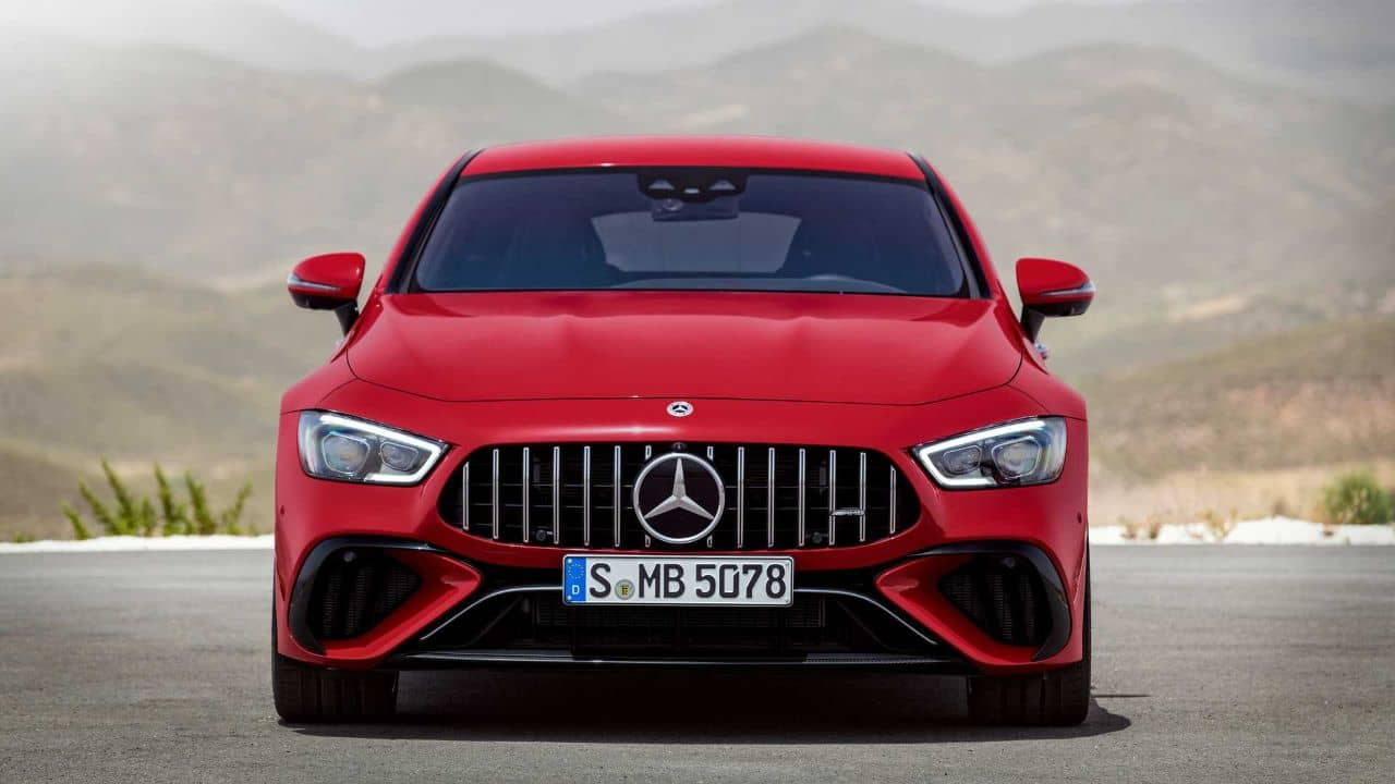 Mercedes AMG GT 63S E Performance Front