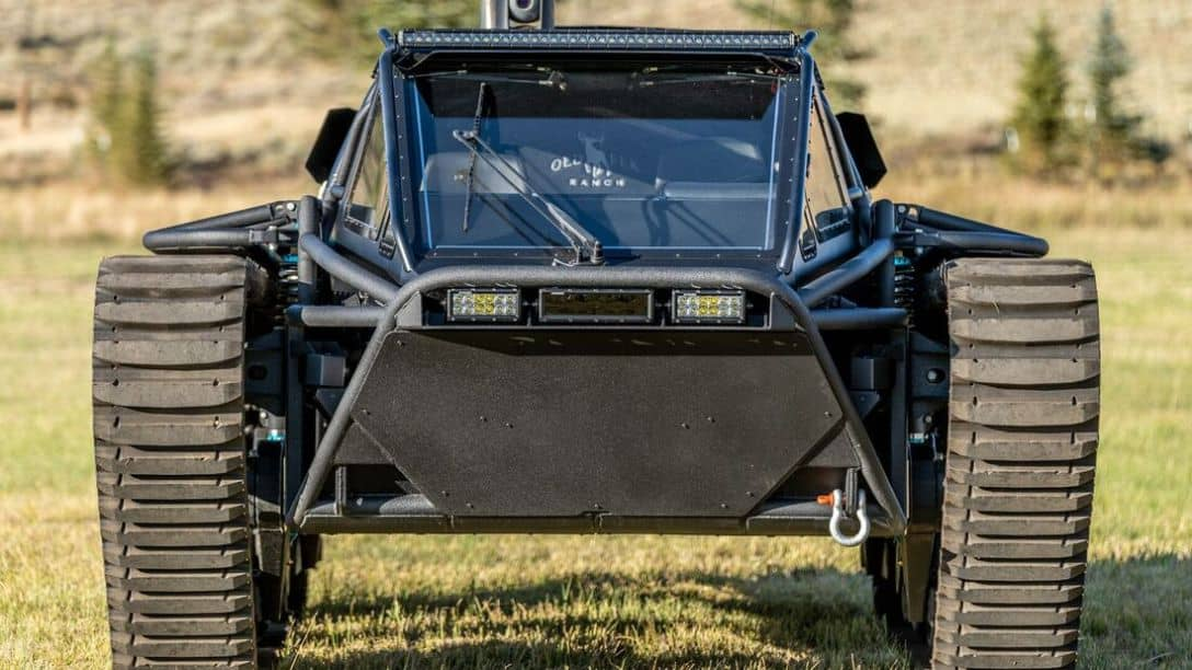 RIPSAW EV3-F4 Front