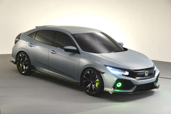 Honda_Civic Hatchback_10th-gen_right-front