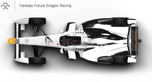Faraday-Dragon Racing