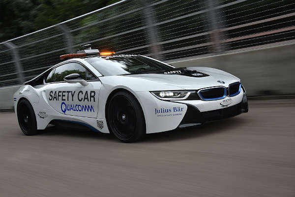 BMW_i8 FE Safety Car