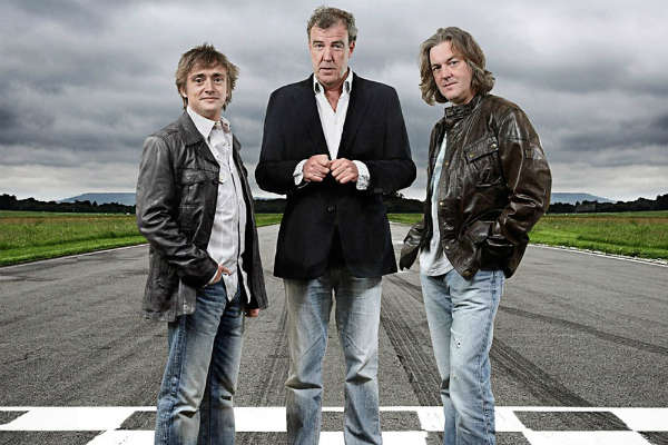旧Top Gear MC